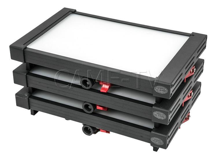 CAME-TV P-1200 travel RGBDT Lights