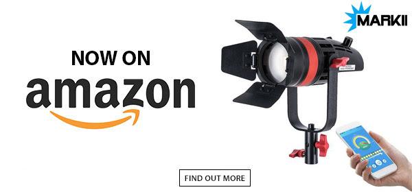 CAME-TV Boltzen Fresnel MKII Amazon