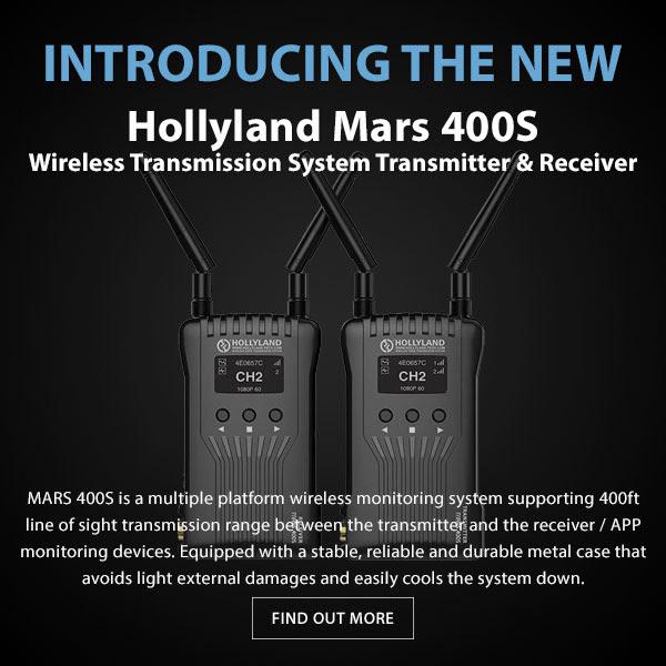 Hollyland Mars 400S Wireless System