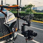 INSTAGRAM: @andresch24 using our CAME-TV GS11 Hydraulic Stabilizer on a recent shoot! With two dampeners, the GS11 Video Stabilizer Rod Mount gives you the ability to achieve some smooth and dynamic shots for your scenes! #cametv #carmount #stabilizer #cametvstabilizer #dji #ronin #gimbal