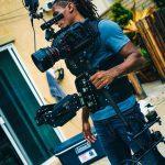 INSTAGRAM: BTS of @james_m_black using our CAME-TV Stabilizer on set for a short film!  #cametv #filmmaking #stabilizer #procarbonsnap #stabilizer #steadicam #cameraoperator #steadicamoperator #onset #shortfilm #ursamini #ursaminipro #blackmagic #blackmagicdesign