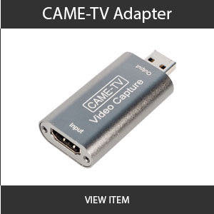 CAME-TV Adapter