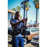 INSTAGRAM: BTS pics of @james_m_black filming onset with our CAME-TV Stabilizer and Vest!  #cametv #stabilizer #onset #filmmaking #shortfilm #steadicam #steadicamoperator #cinematography #ursamini