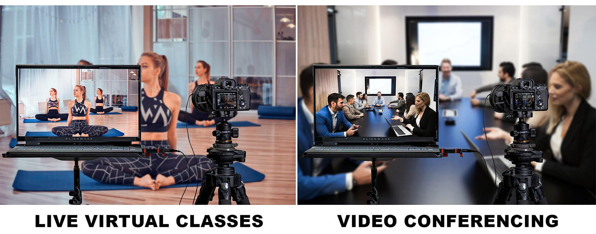 CAME-TV Virtual Classes