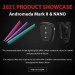 CAME-TV - 2021 Product Showcase - Andromeda Mark II & NANO