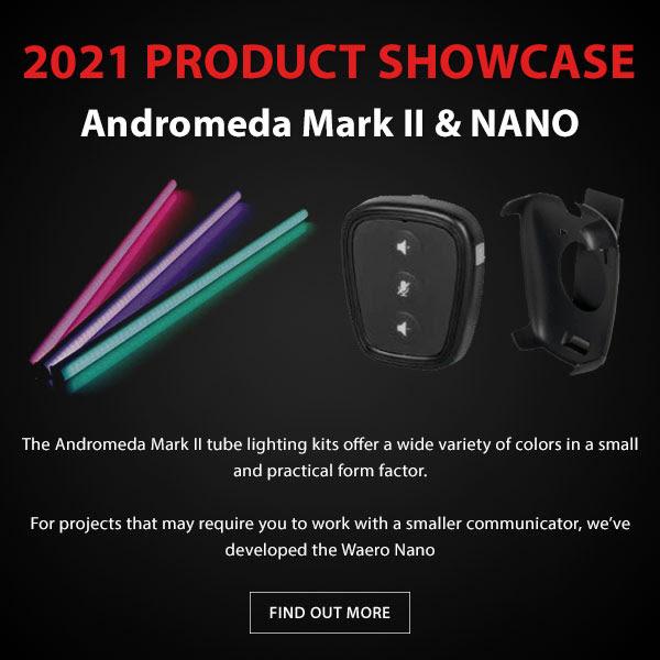 CAME-TV Andromeda MKII_Nano_Communication