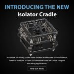 CAME-TV - New Product - Isolator Cradle