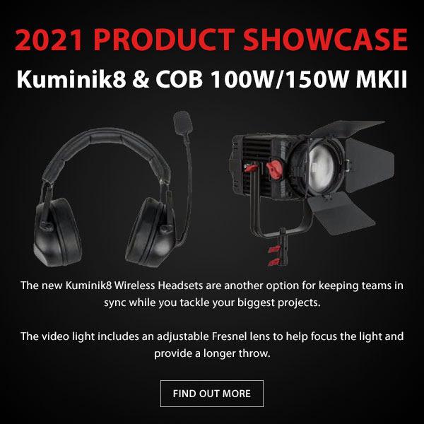 CAME-TV Kuminik8 & Boltzen 100w:150w MKII