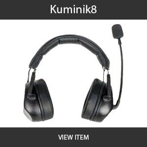 CAME-TV Kuminik8 Headset